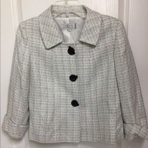 Tahari Jackets & Coats - Tahari Coat Blazer